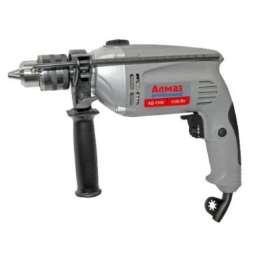 Дрель ударная Алмаз professional АД-1100