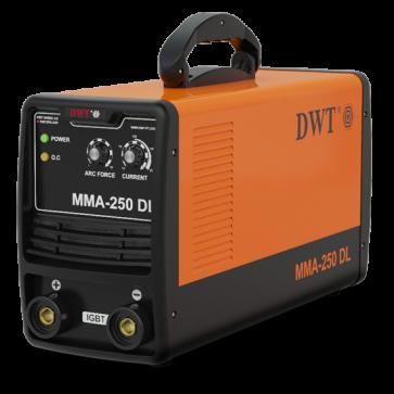 Сварочный инвертор DWT MMA-250 DL