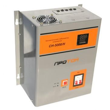 Стабилизатор напряжения Протон СН-5000/Н