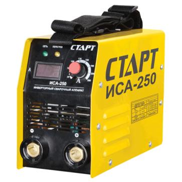 Сварочный аппарат инвертор Старт ИСА-250