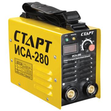 Сварочный аппарат инвертор Старт ИСА-280
