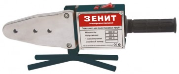 Паяльник для пластиковых труб Зенит ЗПТ-1800
