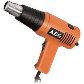 Строительный фен AEG PT600 EC SET
