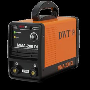 Сварочный инвертор DWT MMA-200 DL