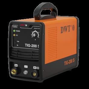 Сварочный инвертор DWT TIG-200 S
