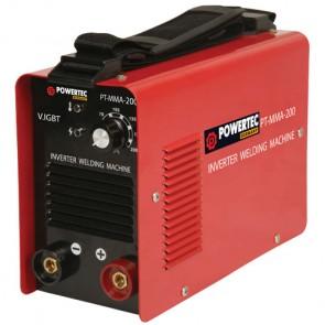 Сварочный аппарат инвертор Powertec PT-MMA-200