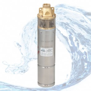 Насос скважинный вихревой Vitals aqua 4DV 2023-0.75rc